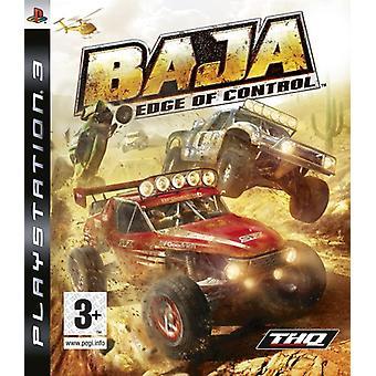 Baja Edge of Control (PlayStation 3)-ny