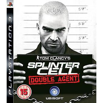 Tom Clancys Splinter Cell Double Agent (PS3) - Factory Sealed