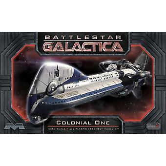 Moebius 1:32 Scale Battlestar Galactica siirtomaa yksi sarja