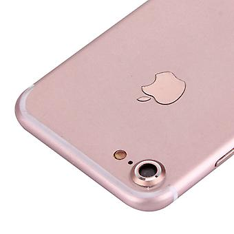 Kamera Schutz Protector Ring für Apple iPhone 7 Rose