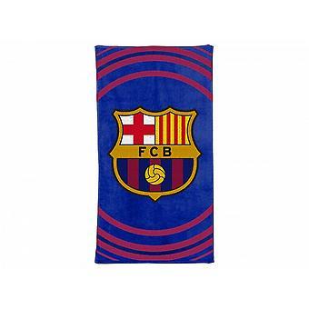 FC Barcelona Official Pulse Design Towel