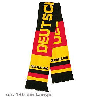 Strickschal Fan Deutschland Germany Fanartikel