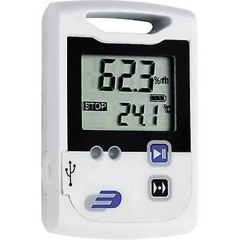 Dostmann Elektronik LOG100 Sıcaklık veri kaydedici Ölçümü Birimi -30'dan 70 °C'ye kadar