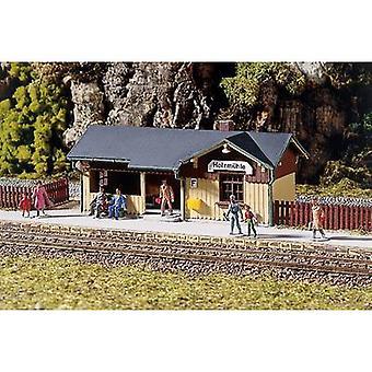 Auhagen 11 357 H0 houten molen kleine halte
