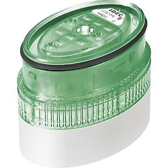 Signal tower component LED Idec LD9Z-6ALW-G Green Non-stop light signal 24 Vdc, 24 V AC