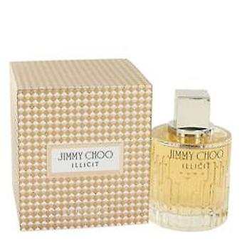 Jimmy Choo olaglig Eau de Parfum 100ml EDP Spray