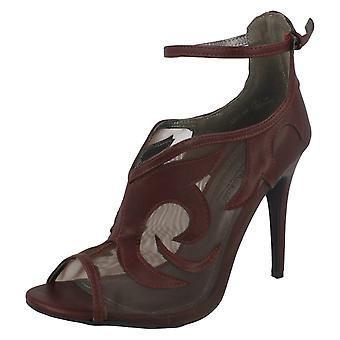 Dames Anne Michelle Open teen sandalen