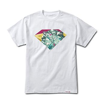 Diamond Supply Co. Union T-shirt blanc