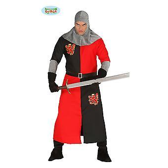 Costume chevalier médiéval pour costume de chevalier pour hommes Edelmann
