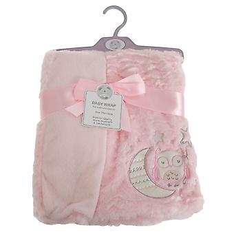 Lekker Baby's nachts Owl Baby Wrap