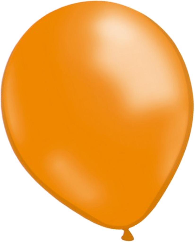 Ballonger mix Guld/Orange/svart 27-pack