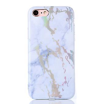 Ljus marmor fall - iPhone 7