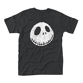 Nightmare Before Christmas, The Cracked Face T-Shirt