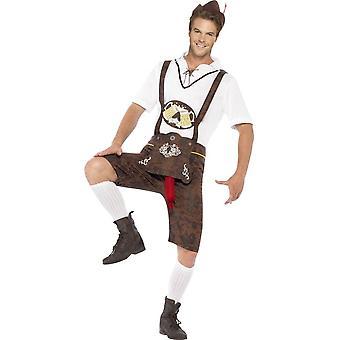 Brad Wurst Costume, Chest 38