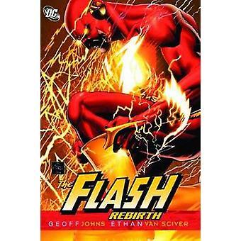 Flash - Rebirth por Ethan Van Sciver - Geoff Johns - livro 9781401230012