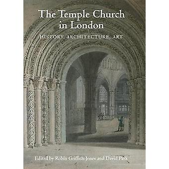 The Temple Church in London - History - Architecture - Art by David Pa
