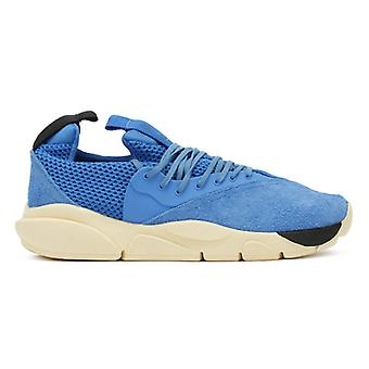 Clear Weather Cloud Stryk Talum Blue Trainers