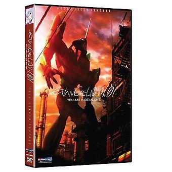 Evangelion-1,01 [DVD] USA import