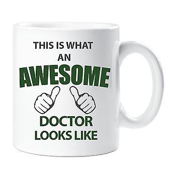 Dit Is een geweldige arts ziet mok