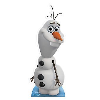 OLAFin jäädytetty Disney pahvi automaattikatkaisin / seisoja