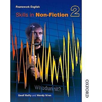 Nelson Thornes cadre de compétences en anglais dans la non-fiction 2: Bk.2