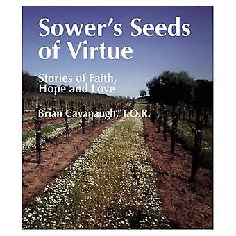 Sower's Seeds of Virtue (Spiritual Samplers)