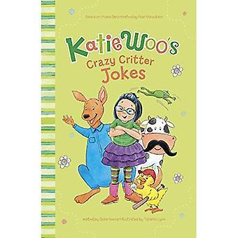 Katie Woo do bicho louco piadas (Katie Woo do brinco livros)
