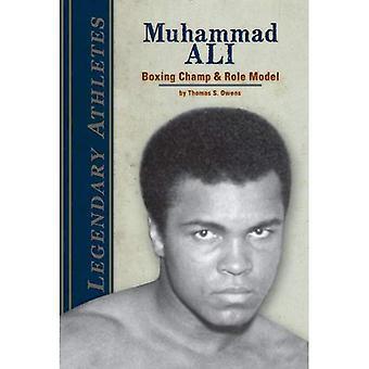Muhammad Ali: champion de boxe & modèle