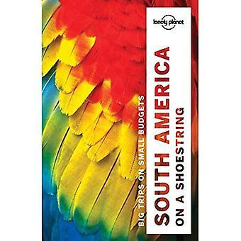 Lonely Planet Zuid-Amerika op een shoestring (Reisgids)