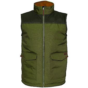 Caterpillar Mens AG Water Resistant Gilet Bodywarmer
