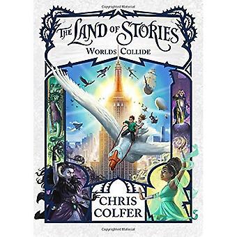 Mark av berättelser: världar kolliderar (Land av berättelser)