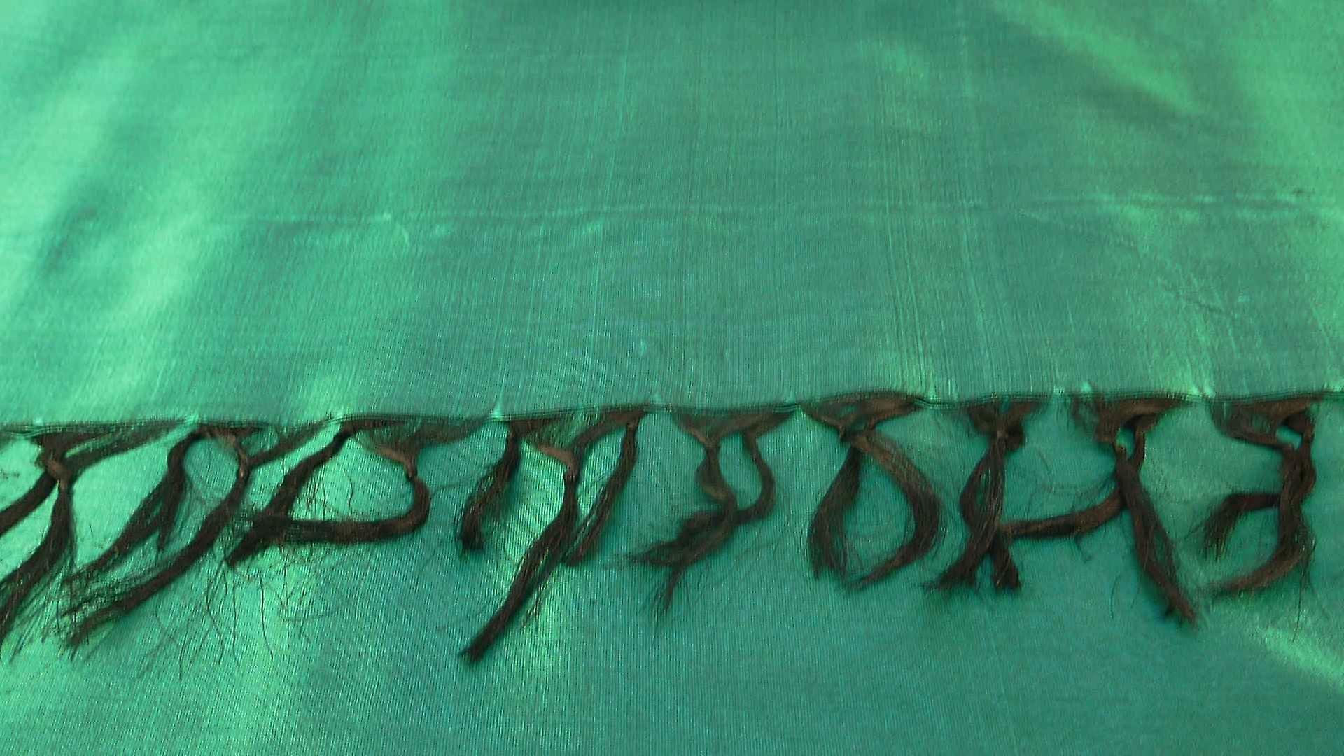 Varanasi Silk Long Scarf Heritage Range JWALI 3 by Pashmina & Silk
