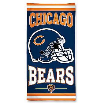 Wincraft NFL Chicago Bears stranden handduk 150x75cm