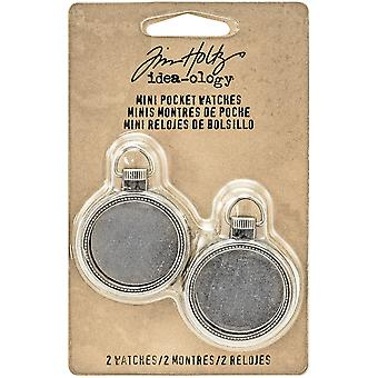 Idee-ology metalen Mini Pocket Watch frames 1