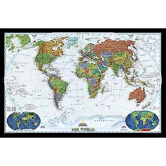 The World by National Geographic Maps - 9780792280873 Book