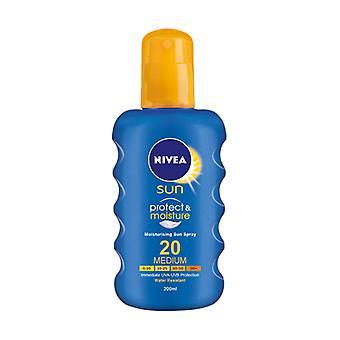 NIVEA beskytte & fuktighet fuktighetsgivende Sun Spray