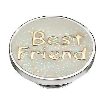KAMELEON Best Friend Sterling Silver & 18k Gold JewelPop KJP452