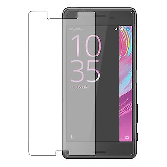 Tempered glass screen protector for Sony Xperia X