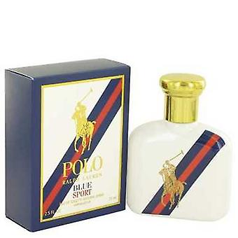 Polo Blue sport door Ralph Lauren Eau de Toilette Spray 2,5 oz (mannen) V728-499717