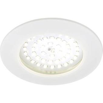 Briloner 7233-016 LED upotettu valo 10,5 W lämmin valkoinen valkoinen