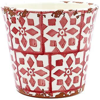 Eura Eura ceramic pot 14x12cm terracotta (Decoration , Plants and pots)