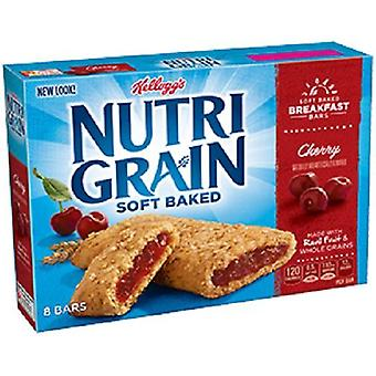Nutri Grain Soft Baked Cherry Breakfast Snack Bars