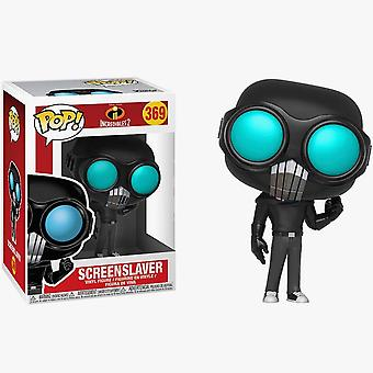 Incredibles 2 Screenslaver Funko Pop Figure