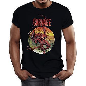 Carnage Climbing Out Men's Camiseta