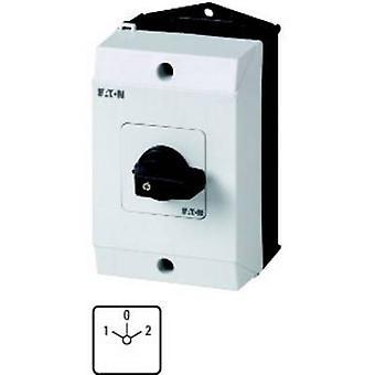 Interruptor de limite de Eaton T0-3-8401/I1 20 A 2 x 60 ° cinzento, preto 1 computador (es)