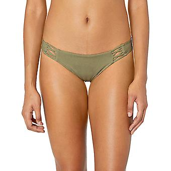 Billabong vrouwen ' s Sol Searcher Tropic Bikini Bottom salie groot