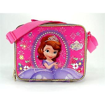 Lunch Bag - Sofia The First - Princess In Training Case New 621384