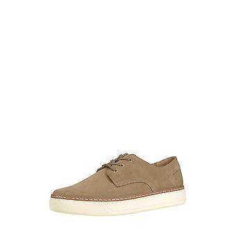 Marc New York Por Andrew Marc Mens Edson Suede Low Top Lace Up Fashion Sneakers