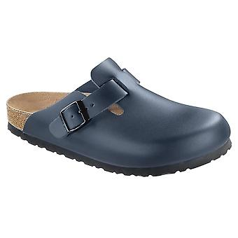 Birkenstock Boston SL Clog 060153 Blue NARROW