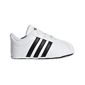 Adidas Infant Vl Court 2.0 Shoes White